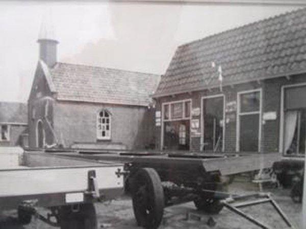 Kuperus Oudehorne  05 Wagens